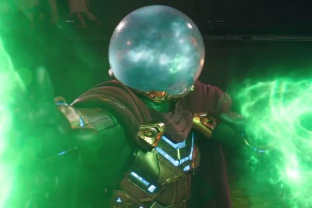 spider-man far from home second trailer mysterio multiverse
