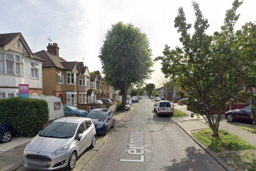 Essex Police were called to an address on Lenmore Avenue, Grays shortly after 5pm on Monday  (Google Maps)