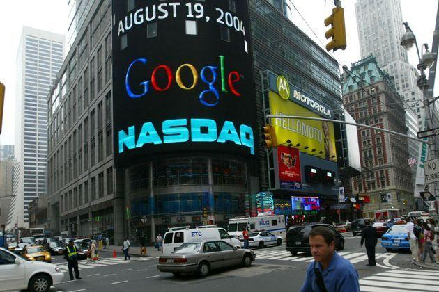 Google vaut plus de 1000 milliards de dollars en bourse