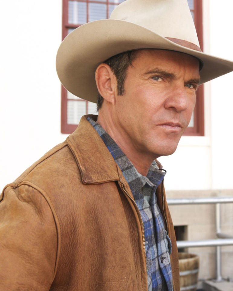 "Dennis Quaid stars as Ralph Lamb in ""Vegas"" on CBS."