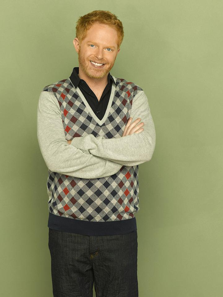"""Jesse Tyler Ferguson (""""Modern Family"""") is nominated for Outstanding Supporting Actor in a Comedy Series."""