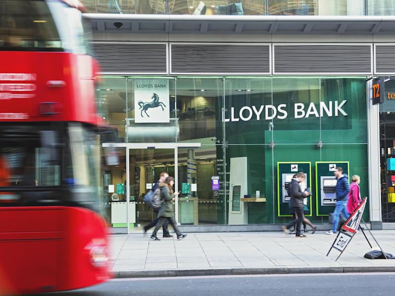 Lloyds beat rivals Santander and RBS to secure the deal: Getty