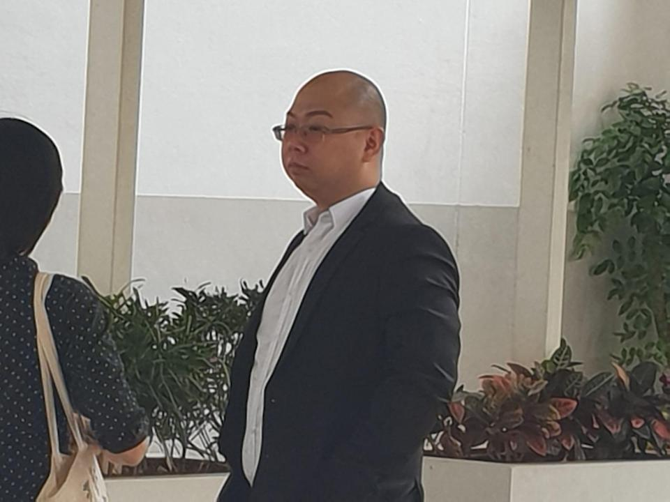 Terry Xu, editor of The Online Citizen, is charged with one count of criminal defamation. (PHOTO: Koh Wan Ting)