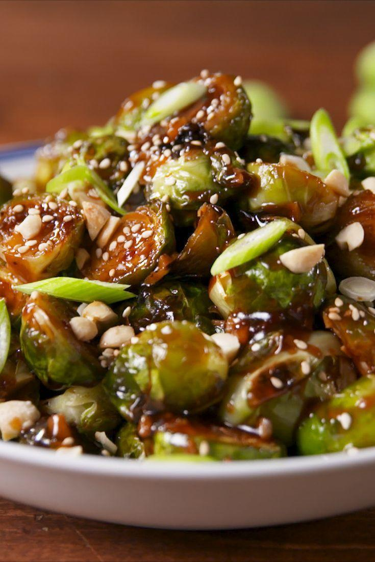 "<p>Salty, spicy, and addicting.</p><p>Get the recipe from <a href=""https://www.delish.com/cooking/recipe-ideas/recipes/a57880/kung-pao-brussels-sprouts-recipe/"" rel=""nofollow noopener"" target=""_blank"" data-ylk=""slk:Delish"" class=""link rapid-noclick-resp"">Delish</a>. </p>"