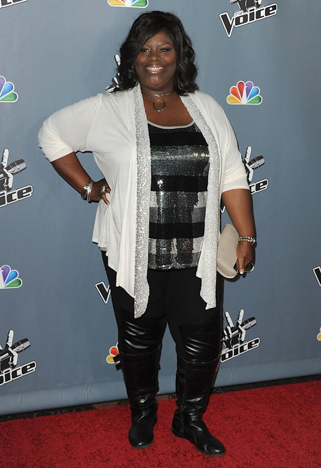 "Retta arrives at the screening of NBC's ""The Voice"" Season 4 at TCL Chinese Theatre on March 20, 2013 in Hollywood, California."