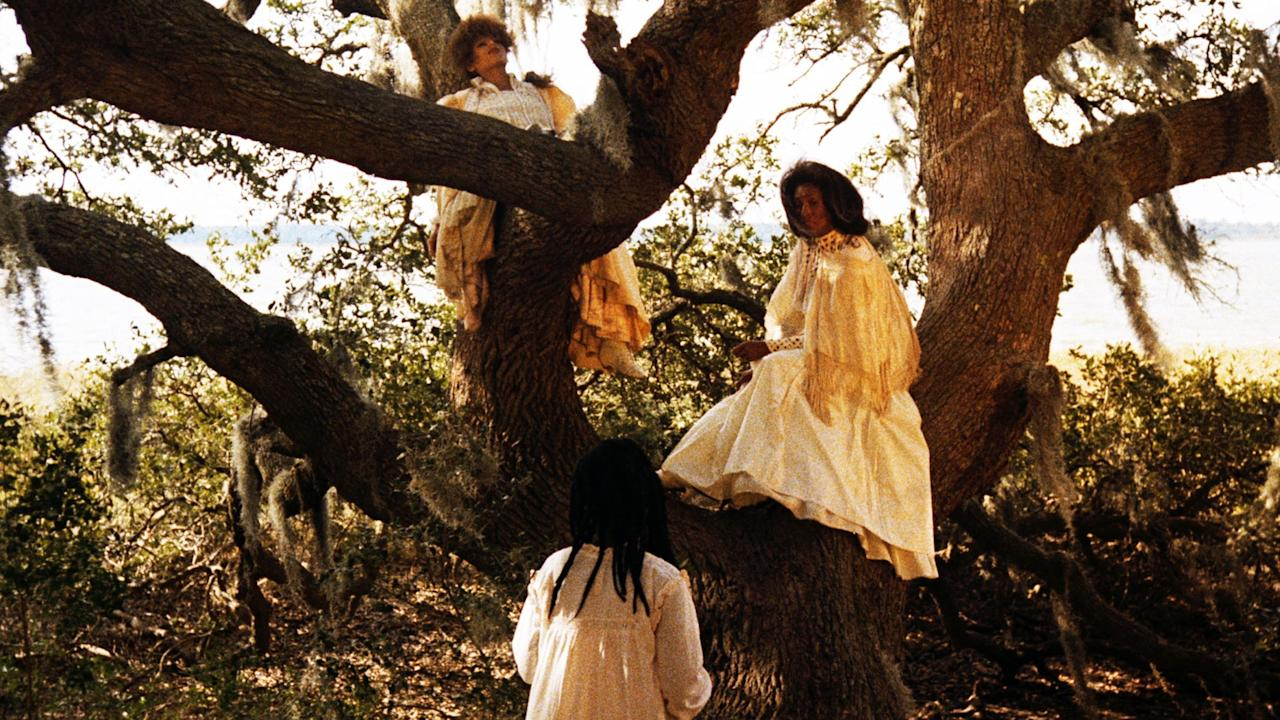 <strong>Julie Dash</strong>'s 1991 classic is a moving portrait of Gullah coastal life, a seminal work in the film canon. <strong>Arthur Jafa</strong>'s sun-drenched cinematography only makes the gentle rivers, rushing beaches, and swaying oak trees bristle and hum with more life.
