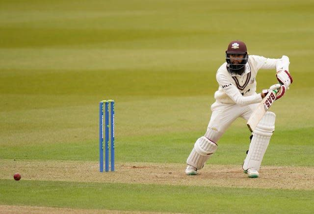 Surrey v Hampshire – LV= Insurance County Championship – Day Two – Kia Oval