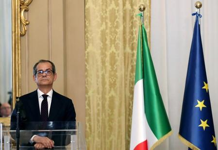 Italy's Tria sees no obstacles to budget deal with EU