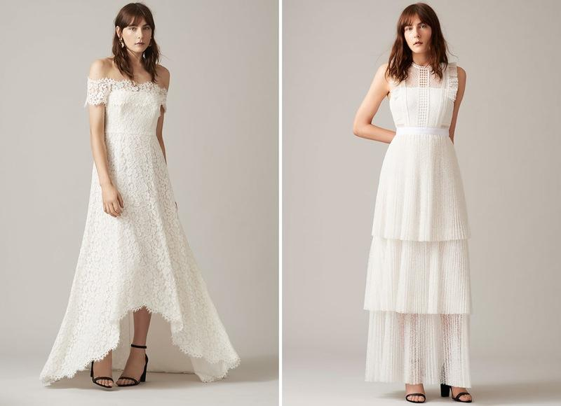 This British Line Just Launched Their First Wedding Dress Collection And It S Boho Beautiful Totally Affordable