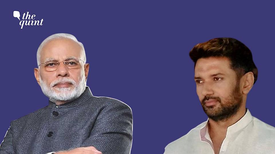 Ahead of Assembly elections in Bihar, LJP leader Chirag Paswan, on Friday, 16 October, said that he doesn't need photos of PM Modi in his campaign, as PM Modi was the Ram to his Hanuman.