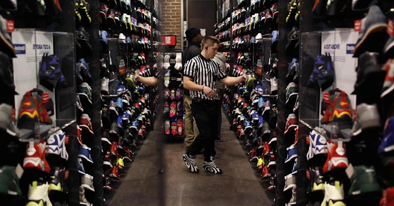 Foot Locker can beat back Amazon, Morgan Stanley says; upgrades stock