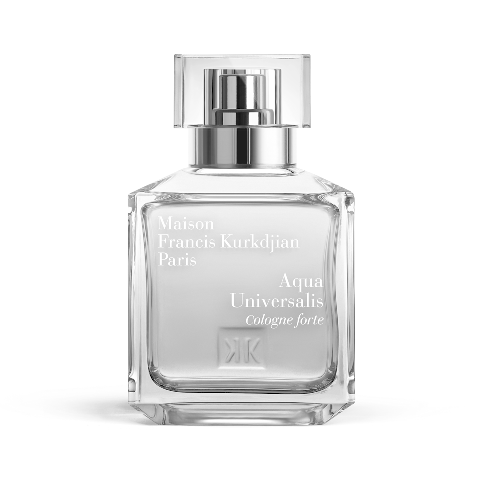Maison Francis Kurkdjian Aqua Universalis Cologne Forte's clear, stocky bottle seems to take itself very seriously, but inside is one of the brightest and most energetic fragrances of the summer. The star of the show is Calabrian bergamot, which provides the overall vibe of non-sweet citrus to the universally wearable scent. The greener side of white flowers simultaneously softens the impact while keeping things crisp. Never before has a perfume paired so perfectly with an inordinately expensive sun hat.