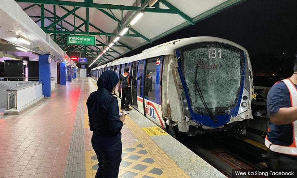Prasarana still trying to identify 83 victims, wants them to come forward