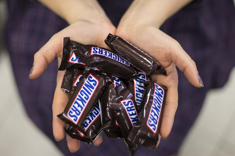 Snickers Is Giving Out One Million Candy Bars for Free This Halloween