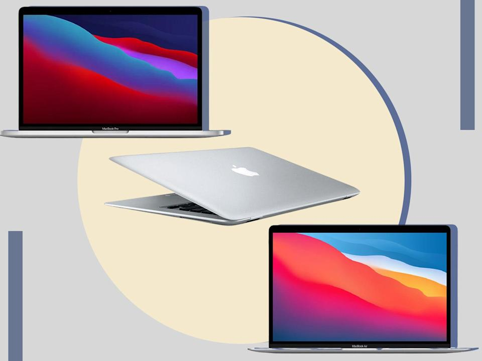 <p>Now, just like the iPhone and iPad, new MacBooks are powered by Apple's own chips</p> (iStock/The Independent)
