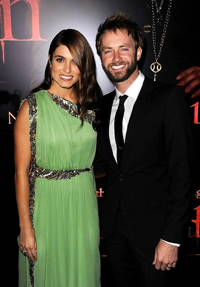 "Former ""American Idol"" contestant Paul McDonald didn't win the singing competition, but he walked away with a consolation prize in the form of ""Twilight"" actress Nikki Reed! While still a finalist on the reality show in March, Paul met Nikki at the premiere of the movie ""Red Riding Hood."" By June, the two had announced their engagement, and on October 16, they officially became husband and wife."