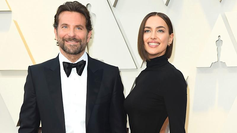 Irina Shayk Slays the Runway Following Bradley Cooper Breakup