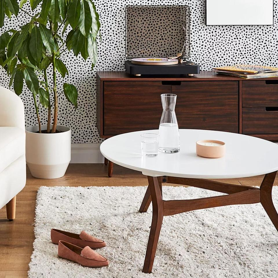 """When it comes to furniture, you might want to check out Target instead because you could have <a href=""""https://goto.target.com/c/2055067/81938/2092?u=https%3A%2F%2Fwww.target.com%2Fc%2Fhome-sale%2F-%2FN-4u97i&subid1=5&subid2=primedaytargetdeals&subid3=primeday20"""" target=""""_blank"""" rel=""""noopener noreferrer"""">much more options to choose from</a>.<br /><br />The company has deals like<a href=""""https://goto.target.com/c/2055067/81938/2092?u=https%3A%2F%2Fwww.target.com%2Fp%2Fset-of-2-faux-leather-dining-kitchen-counter-stools-saracina-home%2F-%2FA-52452290%3Fpreselect%3D52188389%23lnk%3Dsametab&subid1=5&subid2=primedaytargetdeals&subid3=primeday20"""" target=""""_blank"""" rel=""""noopener noreferrer"""">up to 50% off dining furniture</a>, including this <a href=""""https://goto.target.com/c/2055067/81938/2092?u=https%3A%2F%2Fwww.target.com%2Fp%2Fset-of-2-faux-leather-dining-kitchen-counter-stools-saracina-home%2F-%2FA-52452290%3Fpreselect%3D52188389%23lnk%3Dsametab&subid1=5&subid2=primedaytargetdeals&subid3=primeday20"""" target=""""_blank"""" rel=""""noopener noreferrer"""">set of faux leather set of counter stools</a>, and <a href=""""https://goto.target.com/c/2055067/81938/2092?u=https%3A%2F%2Fwww.target.com%2Fc%2Fhome-office-furniture-deals%2F-%2FN-bz4yf&subid1=5&subid2=primedaytargetdeals&subid3=primeday20"""" target=""""_blank"""" rel=""""noopener noreferrer"""">up to 30% off home office furniture</a>, including this <a href=""""https://goto.target.com/c/2055067/81938/2092?u=https%3A%2F%2Fwww.target.com%2Fp%2Fberg-leaning-desk-bookcase-white-with-oak-brown-aiden-lane%2F-%2FA-53439849%23lnk%3Dsametab&subid1=5&subid2=primedaytargetdeals&subid3=primeday20"""" target=""""_blank"""" rel=""""noopener noreferrer"""">leaning desk</a> that's now under $100.<br /><br /><a href=""""https://goto.target.com/c/2055067/81938/2092?u=https%3A%2F%2Fwww.target.com%2Fc%2Ffurniture-sale%2F-%2FN-13iww&subid1=5&subid2=primedaytargetdeals&subid3=primeday20"""" target=""""_blank"""" rel=""""noopener noreferrer"""">Check out the furniture on sale at Target</a>."""