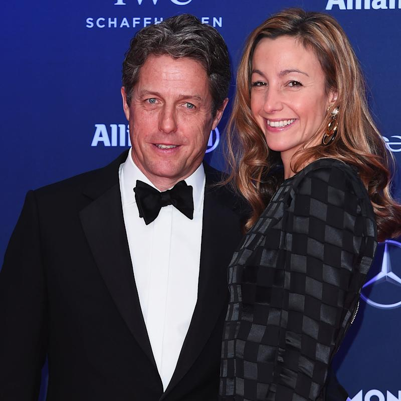 Hugh Grant Has Welcomed Baby 5