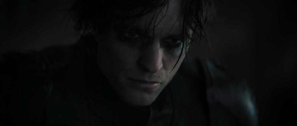 """Robert Pattinson takes his turn as the Caped Crusader in """"The Batman."""""""