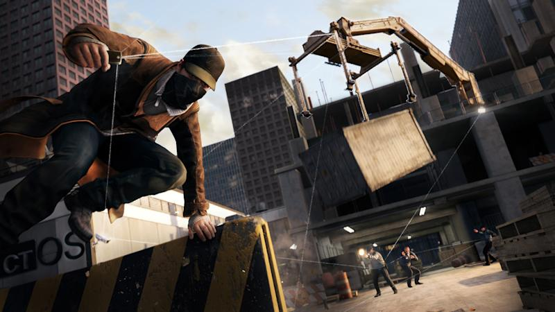 "This photo provided by Ubisoft shows a scene from the video game, ""Watch Dogs"". (AP Photo/Ubisoft)"