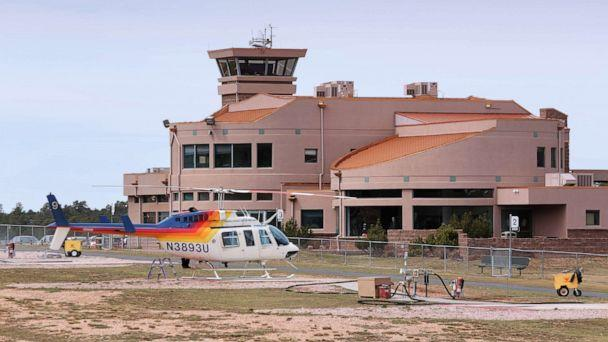 PHOTO: Grand Canyon National Airport is pictured in Arizona, April 3, 2014. (Shutterstock, FILE)
