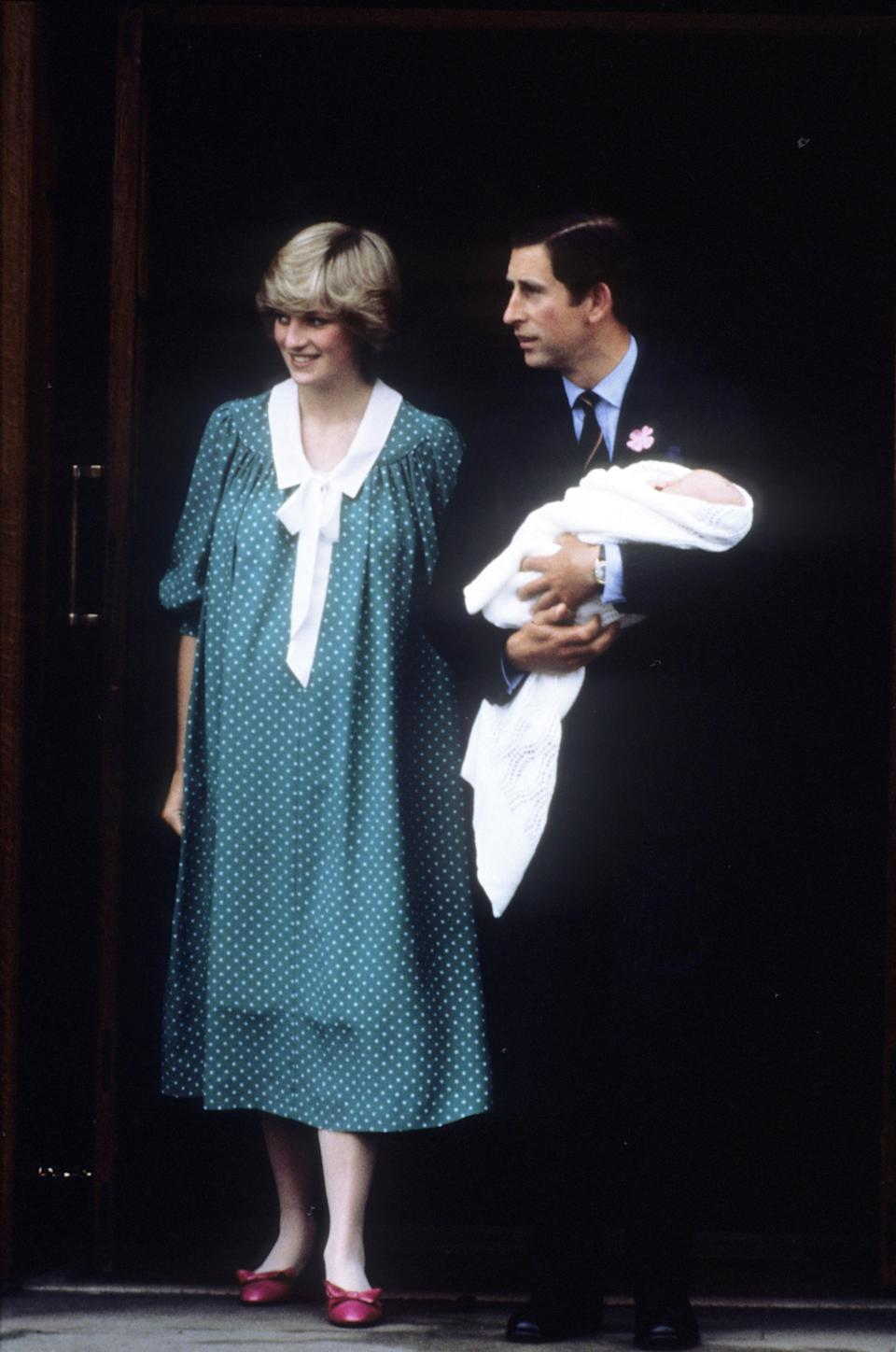"""<p>The 20-year-old mom took a completely modern, intimate view of child-rearing from the very beginning. She chose her sons' first names herself and breastfed them as infants. (Charles wanted Arthur for their firstborn, Albert for the second.) And she didn't follow how Queen Elizabeth II handled Prince Charles' early years: When Charles was two, his mother flew to Malta to spend Christmas with his father, leaving him with his grandparents. """"Diana and Charles bucked the royal trend of separation by taking nine-month-old William, as well as his nanny, with them on the six-week tour to Australia and New Zealand,"""" royal expert Christopher Warwick said. """"William and Harry were very, very fortunate with Diana as a mother because her ideas were so different to the previous generation.""""</p>"""