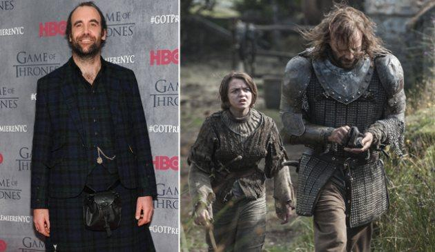 Rory McCann -- HBO/Getty Images