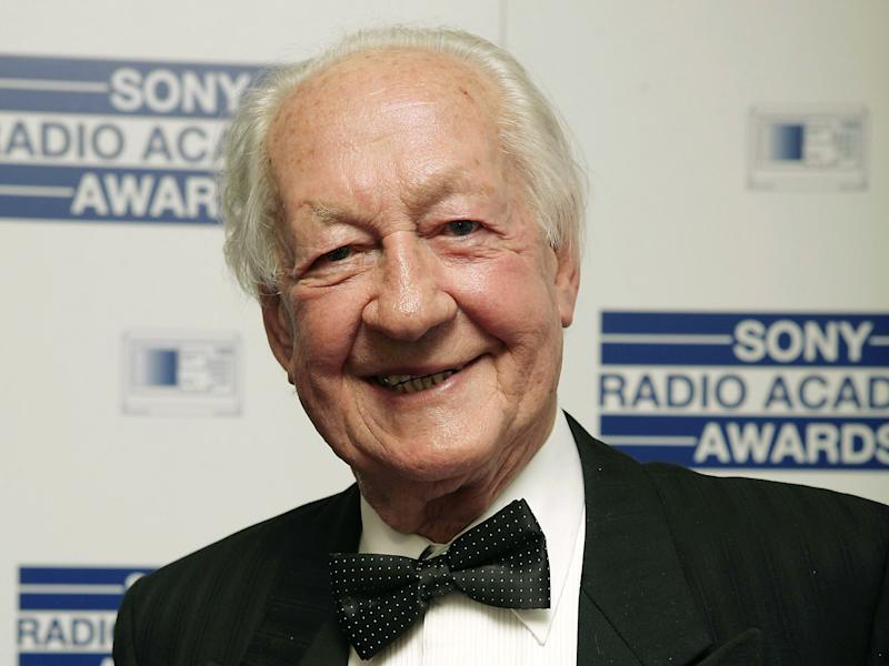 Radio 2 presenter Brian Matthew: PA