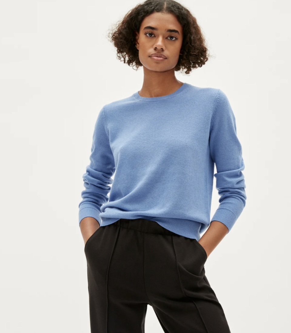 The Cashmere Crew - Everlane, $145