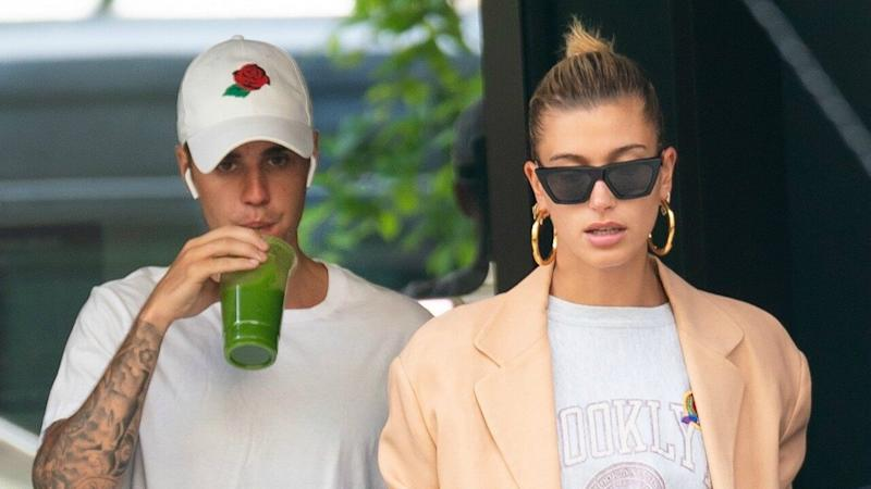 Justin Bieber 'in a Very Good Place' as He Plans 'Fairy-Tale' Wedding With Wife Hailey, Source Says
