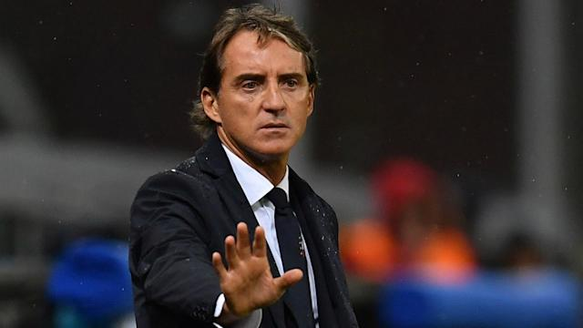 Group A will not be a straightforward assignment for Italy, according to head coach Roberto Mancini.