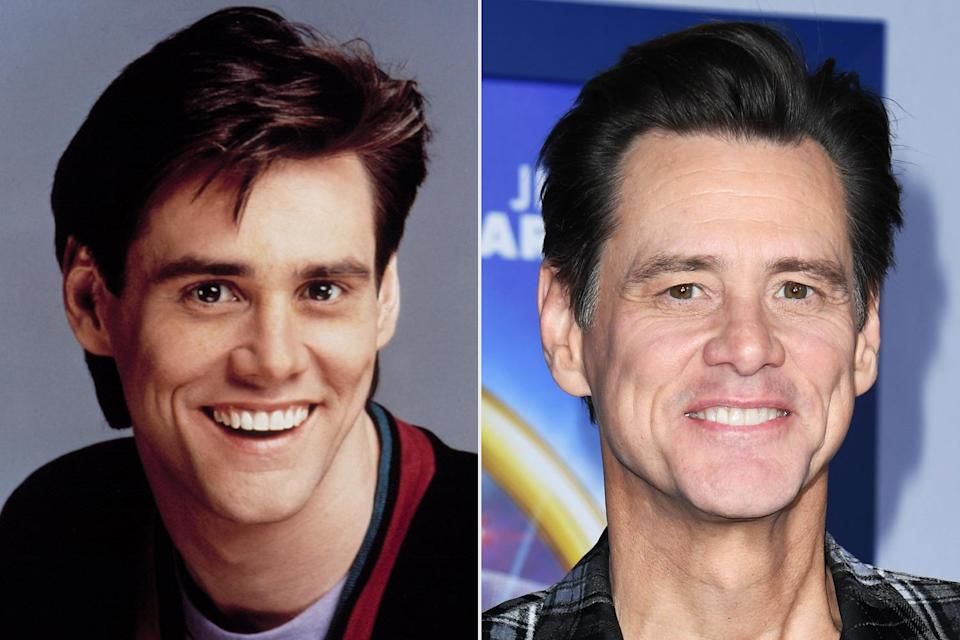 <p>It's nearly impossible not to recognize Carrey now, but back in 1990, he was just getting his start as a comedian on <em>In Living Color</em>.</p> <p>Since, Carrey has starred in movies like <em>Dumb & Dumber, Bruce Almighty </em>and <em>The Mask</em>, and has earned Golden Globe nominations for his work on <em>The Truman Show </em>and <em>Man on the Moon</em>. </p> <p>Most recently, Carrey appeared in the Showtime series <em>Kidding </em>and in the 2020 live-action <em>Sonic the Hedgehog. </em>He also made a few appearances on <em>Saturday Night Live </em>in 2020, portraying now-President Joe Biden. </p>
