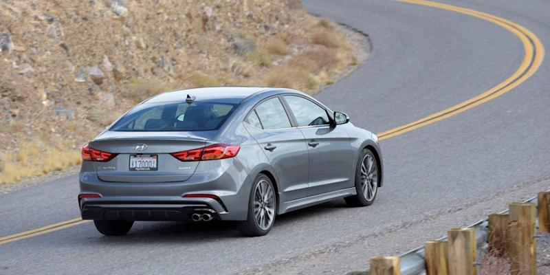 What you learn after driving the hyundai elantra sport for Abc motor credit gilchrist rd