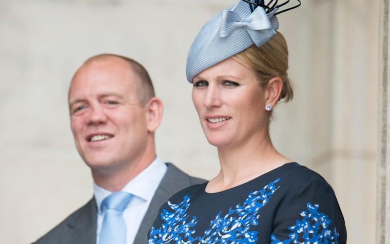 Mike Tindall has revealed he, Zara and