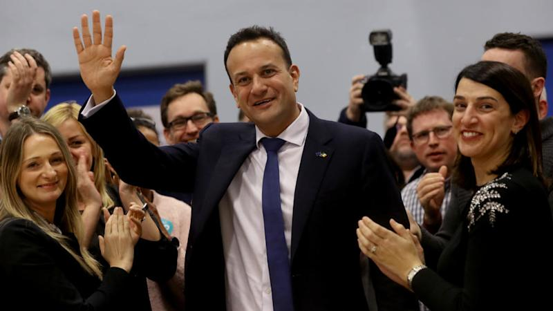 Irish Prime Minister Leo Varadkar resigns after inconclusive election result