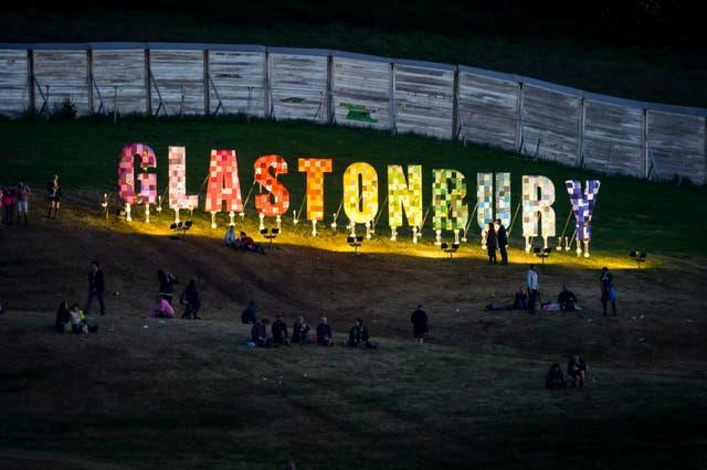 Glastonbury Festival 2015 – Day 1