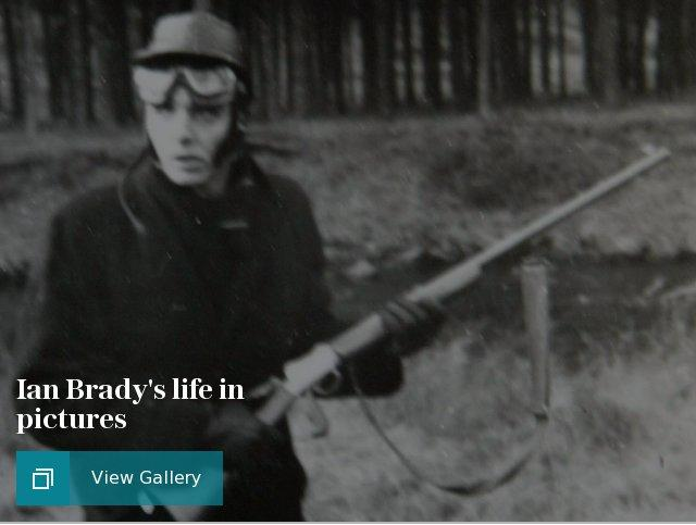 Gallery: Ian Brady life in pictures