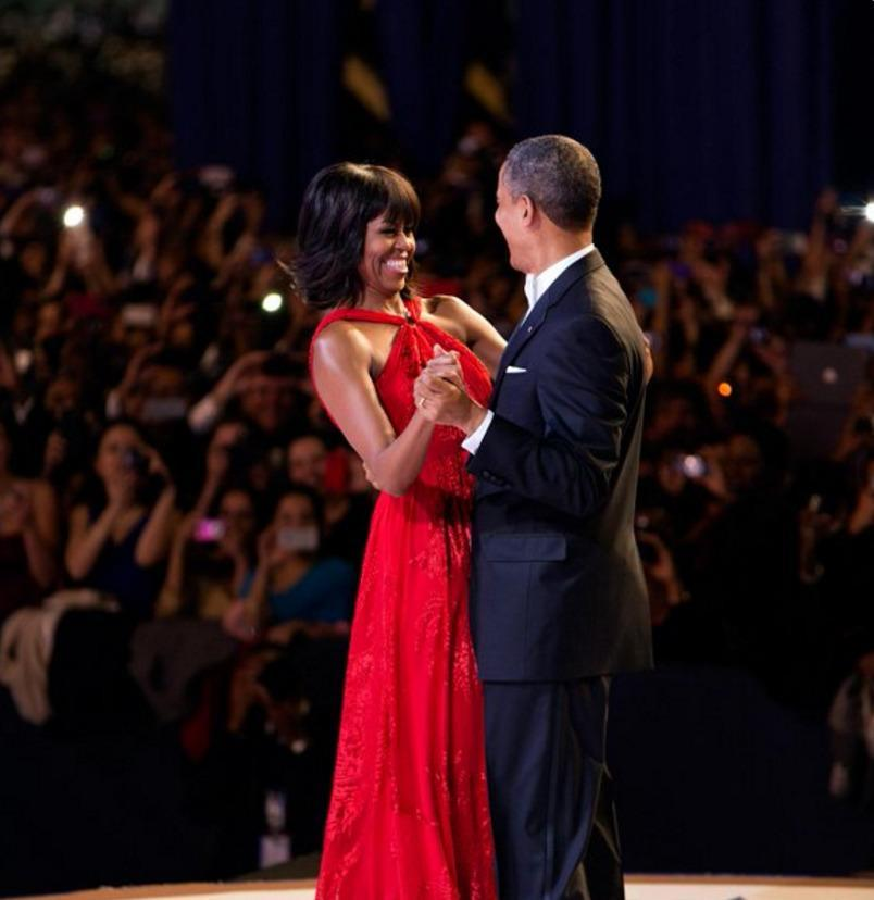 <p><i>[Photo: Twitter/The First Lady]</i></p>