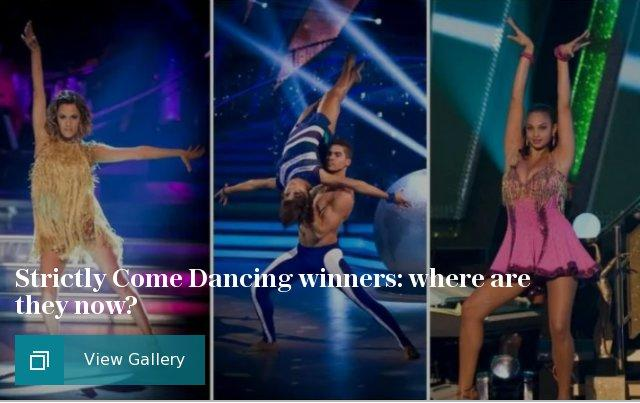 Strictly Come Dancing winners:where are they now?