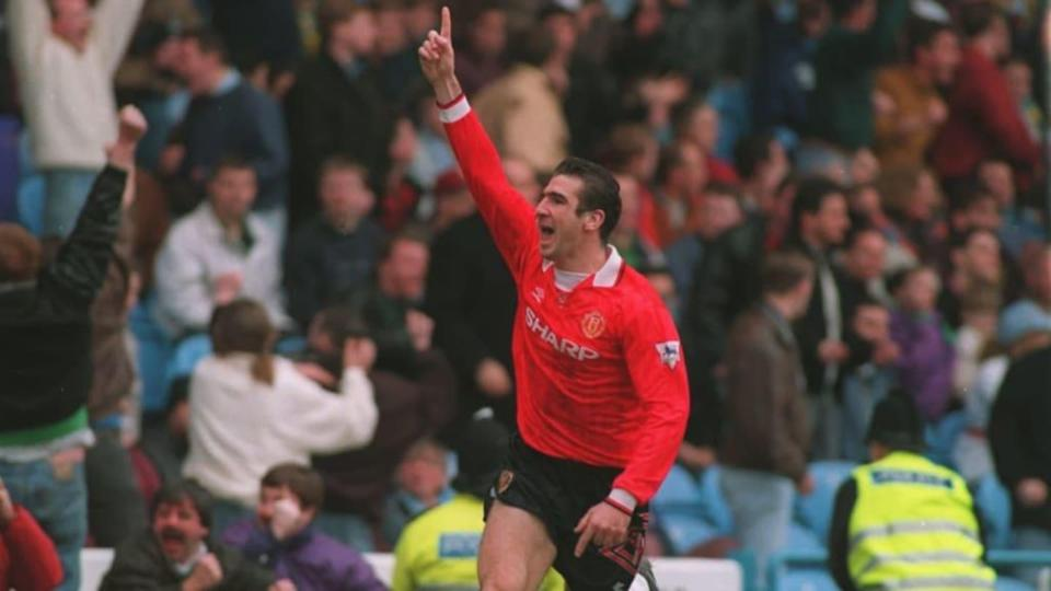 Eric Cantona | Chris Cole/Getty Images