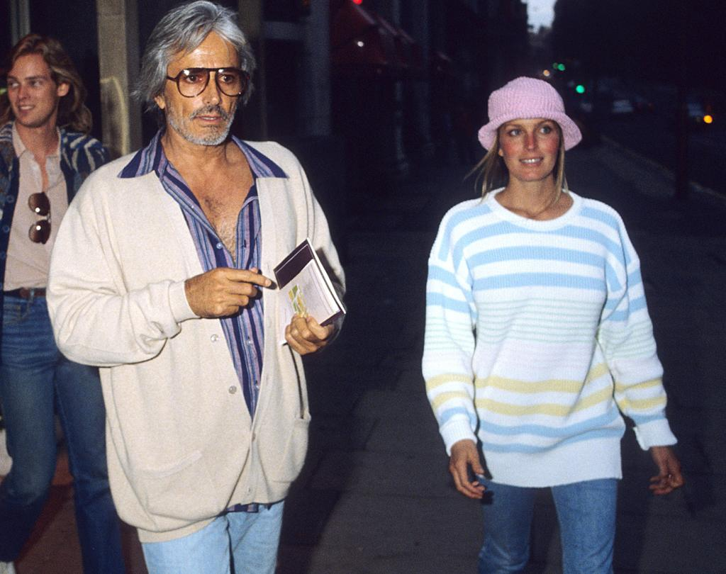 "<p class=""MsoNormal""><span style=""""><b>Bo Derek, 19, and John Derek, 48</b><br> You might think a relationship where the couple has to quickly move out of the country so that the groom isn't charged with statutory rape isn't going to end well, but things actually worked out for actress Bo Derek (then Mary Cathleen Collins) and actor, director, and photographer John Derek who met on an audition when she was 16 and he was 46. After John divorced his wife, actress Linda Evans, Bo and John spent two years in Germany, returning to the U.S. after Bo turned 18 and marrying in 1976, when she was 19. The couple remained together until John died in 1998 at the age of 71. Throughout their marriage, John – who helped turn Bo into a star – was often labeled a controlling Svengali. ""I know I'm hard on her, but Bo knows I'm a zillion percent behind her,"" he told <em style="""">People</em> in 1980. ""There's no medallion I wave before her eyes. I care about her and I care about the pleasure I get from her. It's a very selfish thing. But I love her and she loves me. Most people don't have this, and that's why they put it down.""</span></p>"