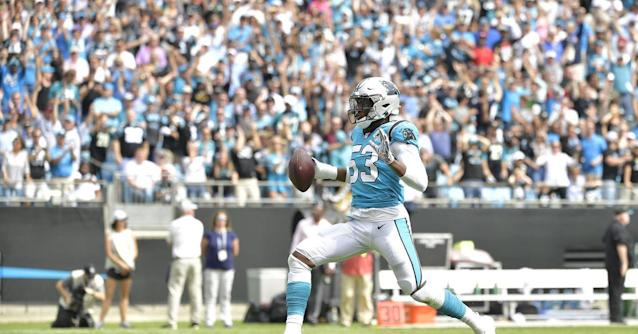 The Panthers defense is now a solid weekly fantasy play