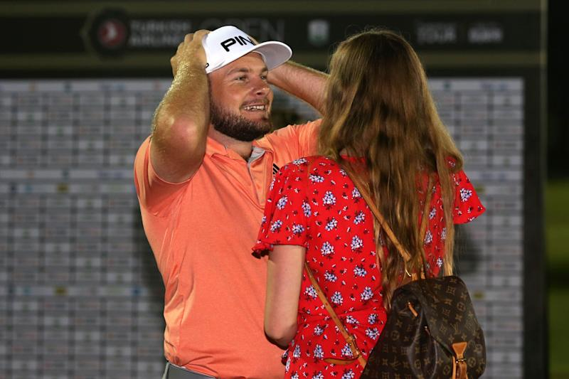 Unusual playoff means Tyrrell Hatton made $1.5 million more in prize money than the fivesome that finished second