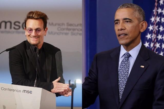 What Are Barack Obama and Bono Talking About?