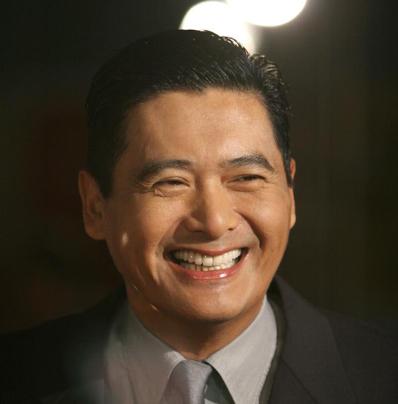 Hong Kong actor Chow Yun Fatt is set to receive his third honorary doctorate this Saturday.  — AFP pic