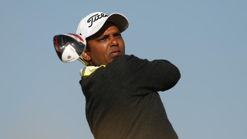 SSP Chawrasia Defends Indian Open Title, Creates European Record
