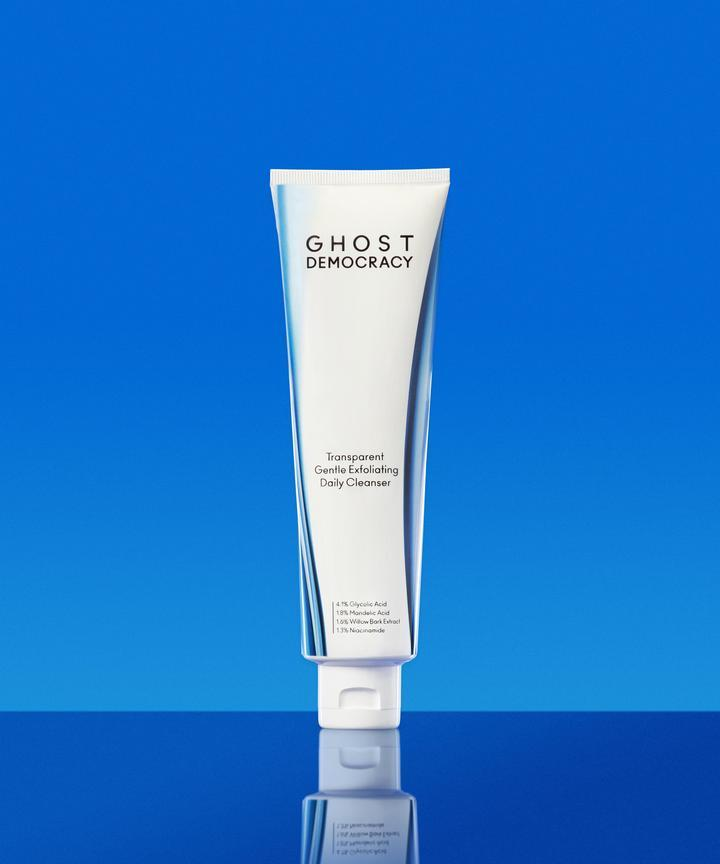 Transparent Gentle Exfoliating Daily Cleanser