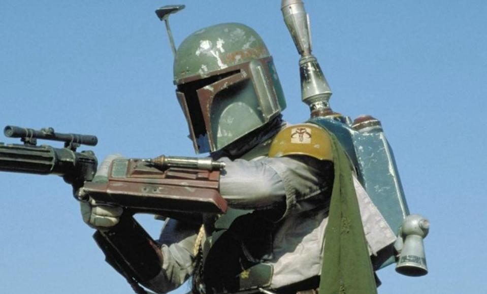 Bounty hunter Boba Fett is one of the most recognisable villains in the 'Star Wars' franchise. (Credit: Lucasfilm)