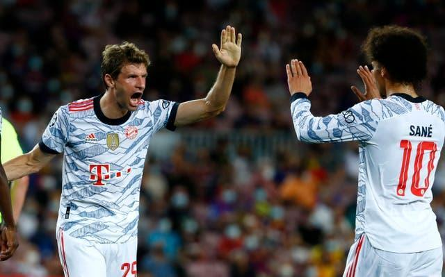 Bayern Munich were utterly dominant against Barcelona at the Nou Camp earlier this month.